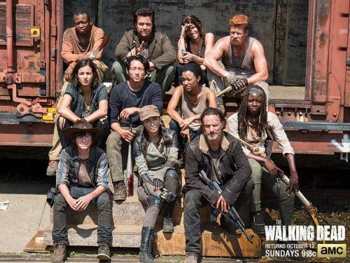 The Walking Dead - Sezona 5 -