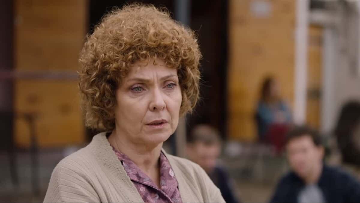 Vesna Trivalić u seriji Dug moru