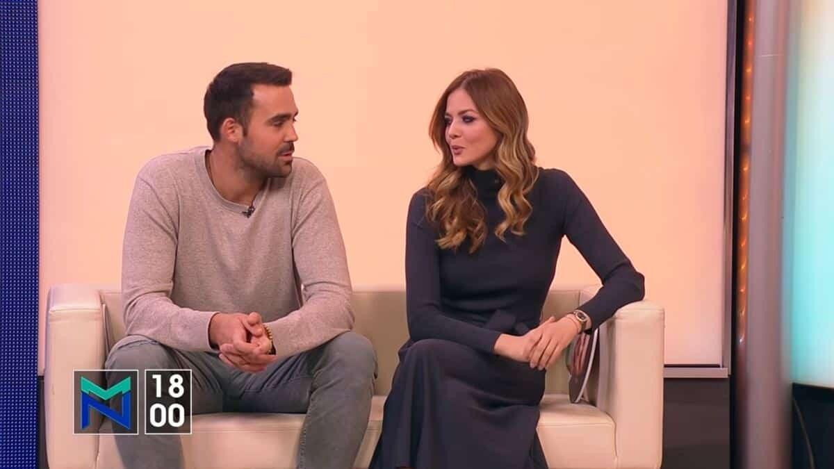 Miodrag Radonjic i Nina Jankovic UMO4