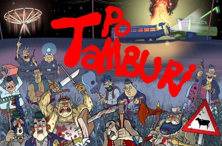"""Film """"Po tamburi"""""""