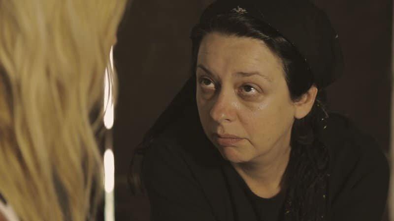 Marija Masal kao starija Kristina Nikolic