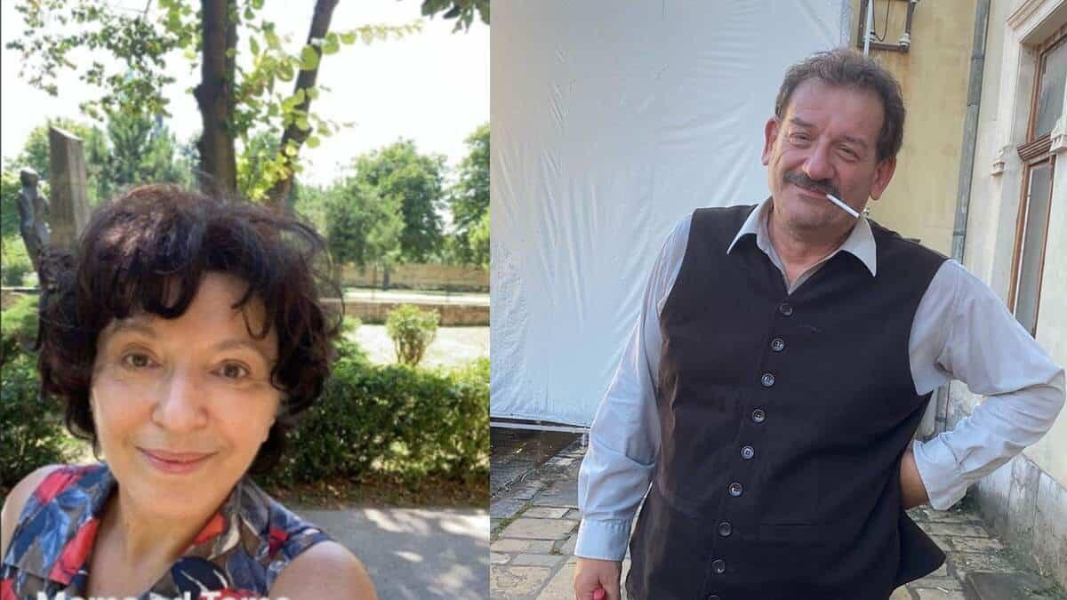 Mirjana Karanovic i Boba Ninkovic FILM TOMA / Foto: Screenshot - Instagram