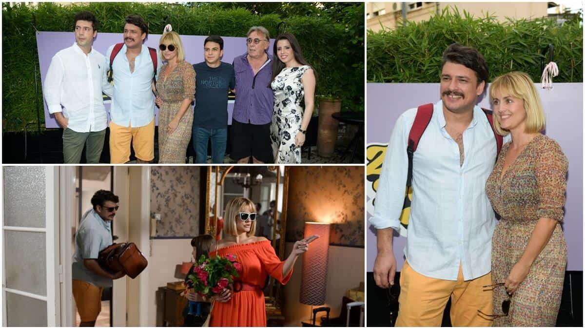 Serija ZLATNI DANI promocija RTV Pink