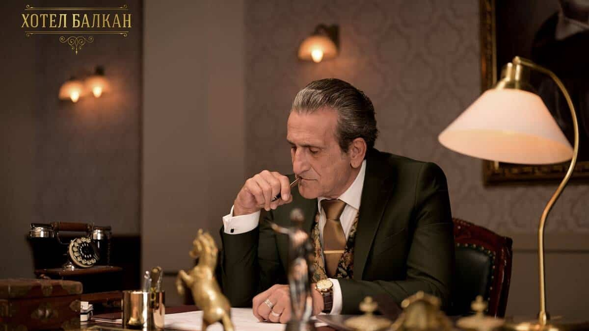 Hotel Balkan od 21.9. na RTS-u