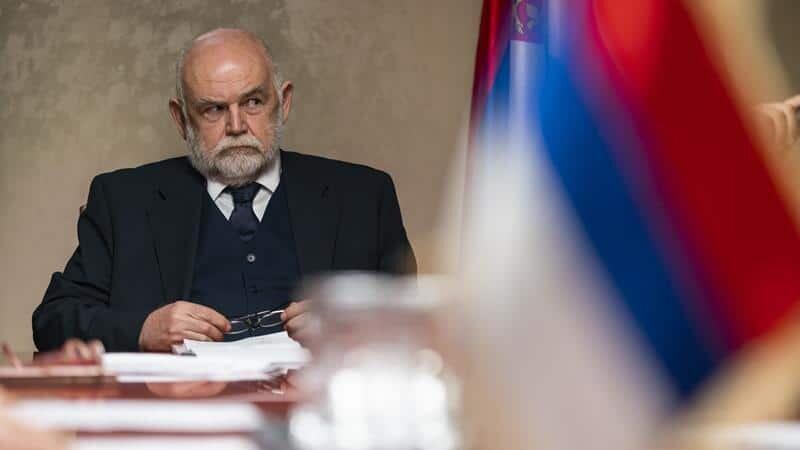 Aleksandar Berček Dravni službenik 2