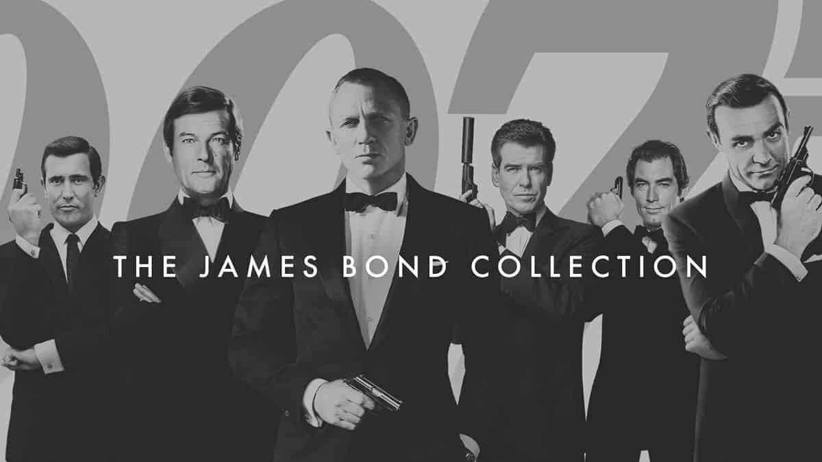kolekcija Džejms Bond filmova