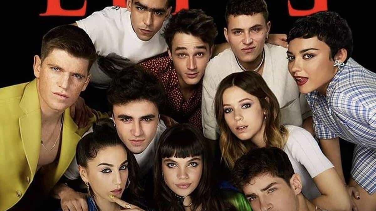 Elite 5 Netflix