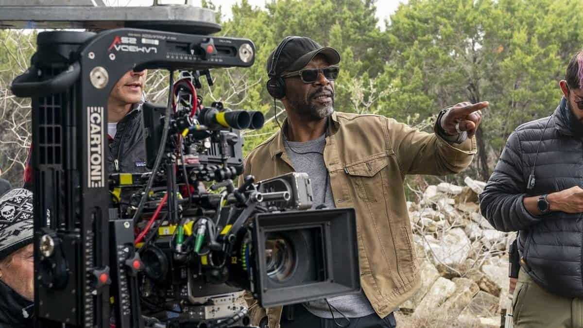 Lennie James kao Morgan Jones - Fear the Walking Dead - Foto: Ryan Green/AMC