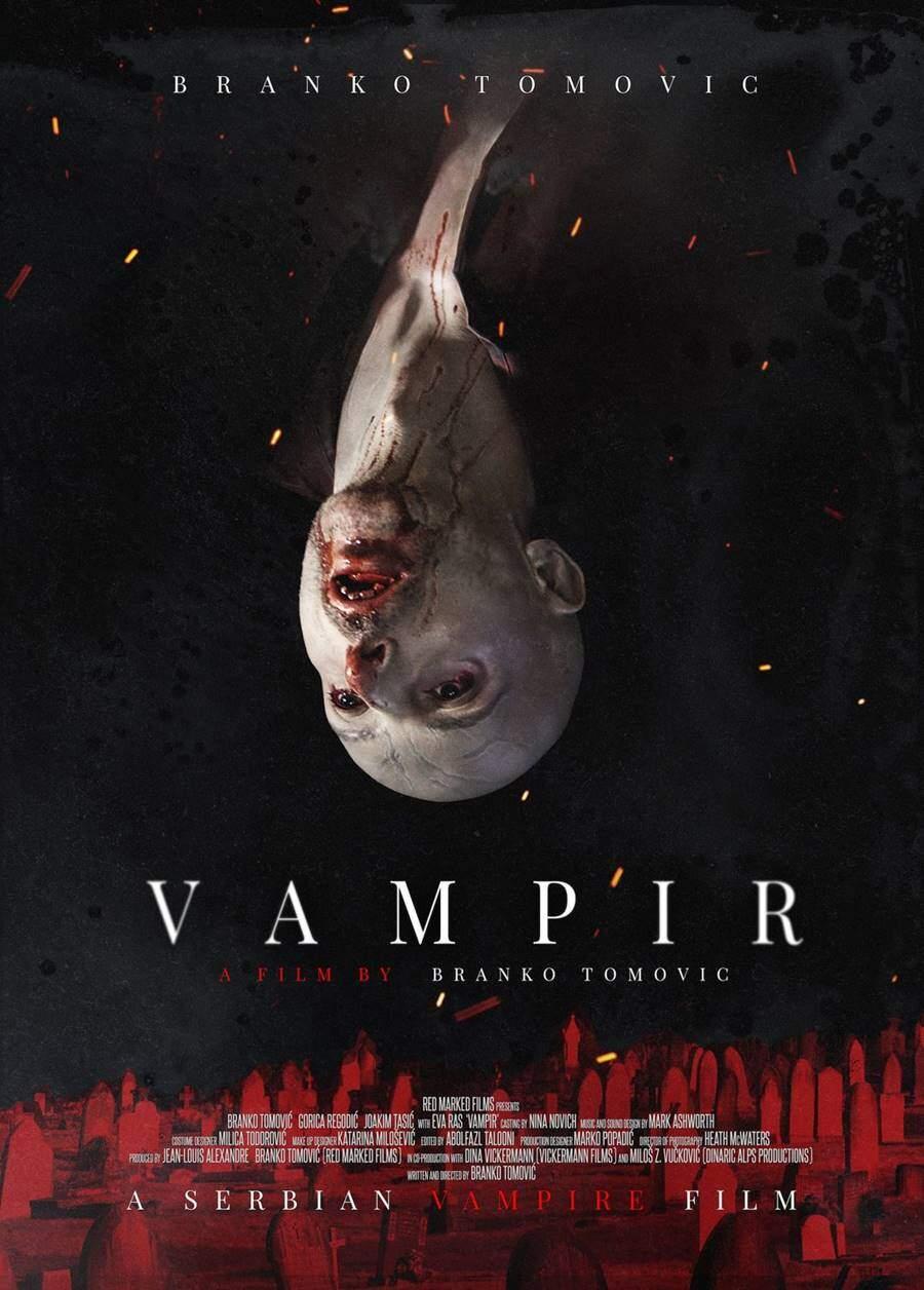 Poster za film VAMPIR