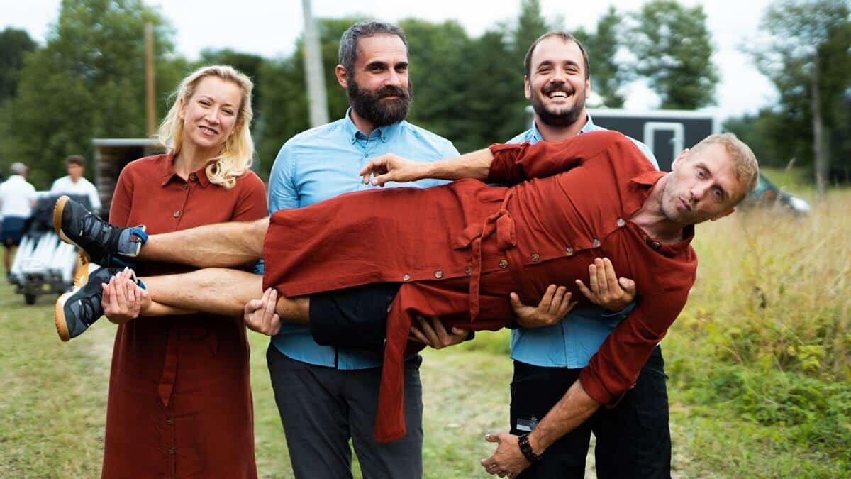 Lana Barić, Radivoje bukvić, Marko Vasiljević i Slaviša Ivanović, Stunt coordinator & Action director