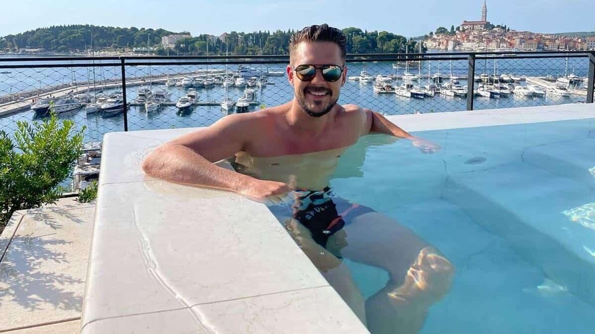 Miloš Biković, foto: instagram / @bikovic