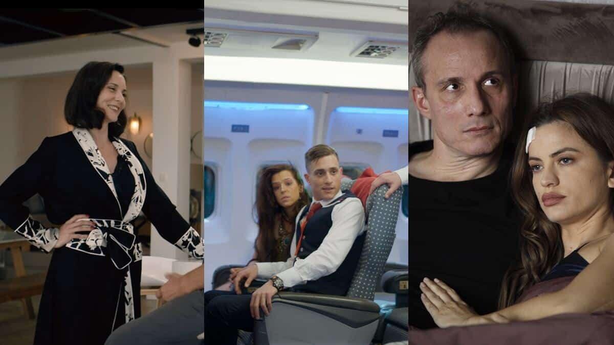 Premijera serija Dug moru 2, Aviondžije, Pevacica