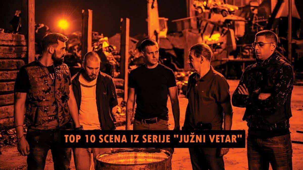 TOP 10 SCENA SERIJA JUŽNI VETAR Archangel Studios