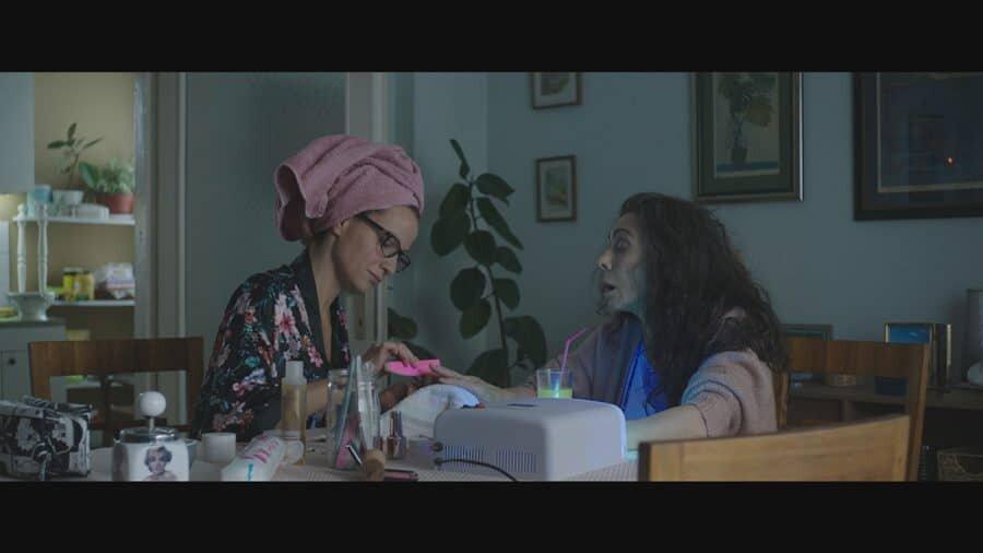 USEKOVANJE - Aleksandra Balmazovic - Mila  i Aleksandra Pleskonjic Ilic-Baba