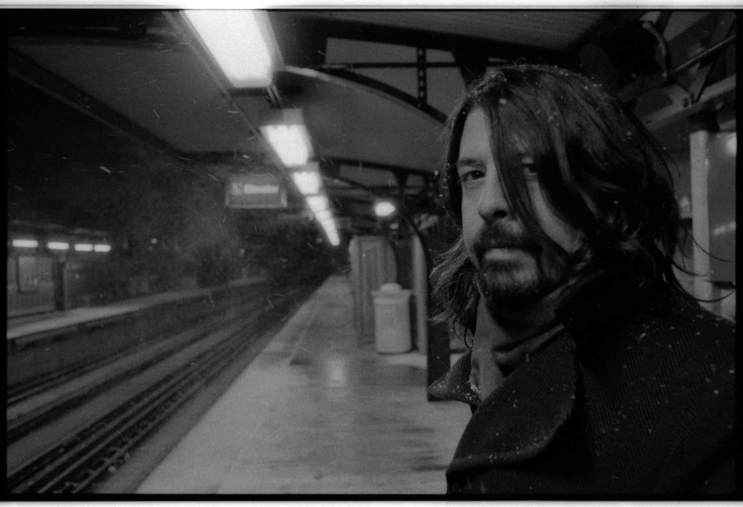 Foo Fighters, courtesy of Roswell Films