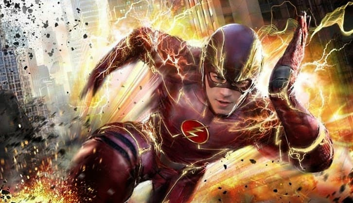 The Flash - New Promotional Photo