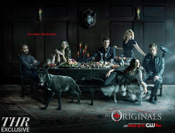 The Originals - Season 2 - Promotional Poster