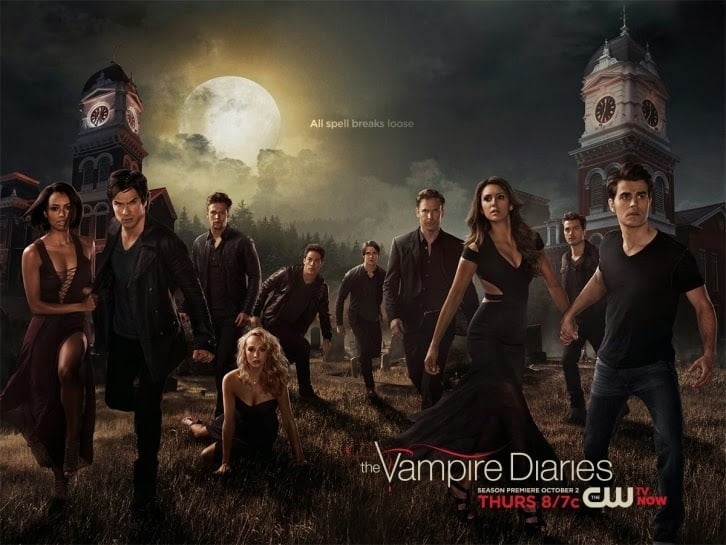 The Vampire Diaries - Season 6 - Promotional Poster (1)