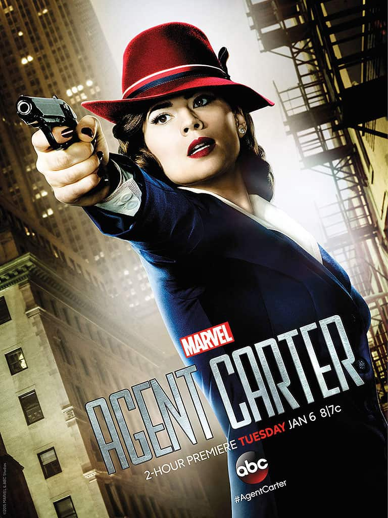 Agent Carter - Poster / Foto: ABC