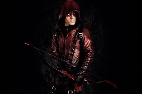 Arrow - Kostrim Roja Harpera u novoj sezoni