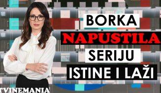 Borka Tomović napustila seriju Istine i laži