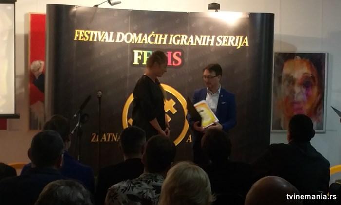 Hristina Popović / Foto: tvinemania.rs