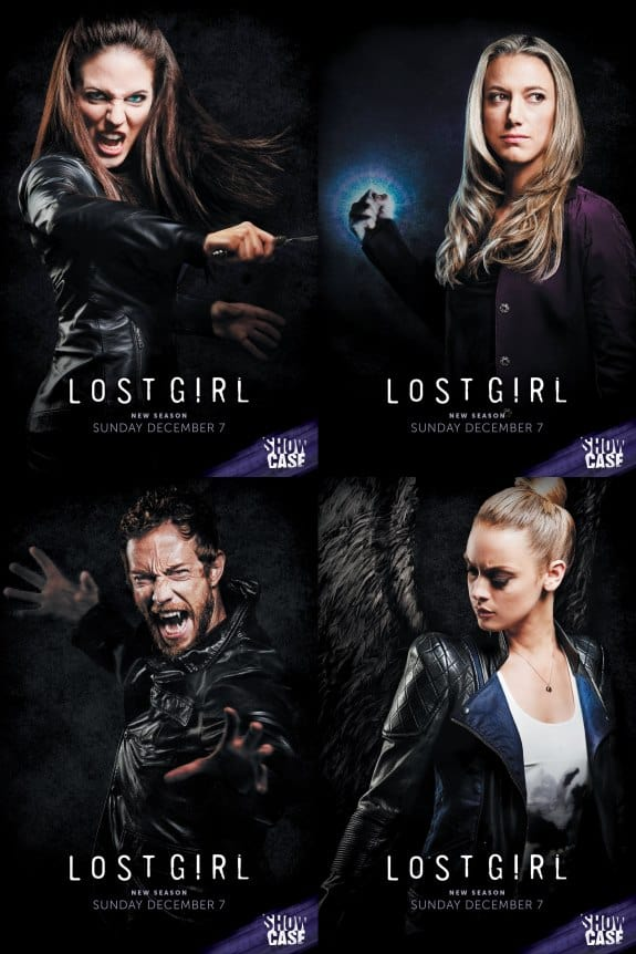 lost girl posters